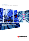 White paper: storage and retrieval machine or shuttle