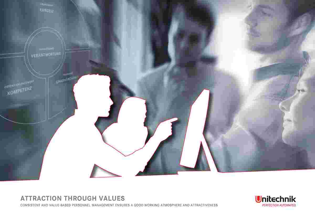 Attraction through values