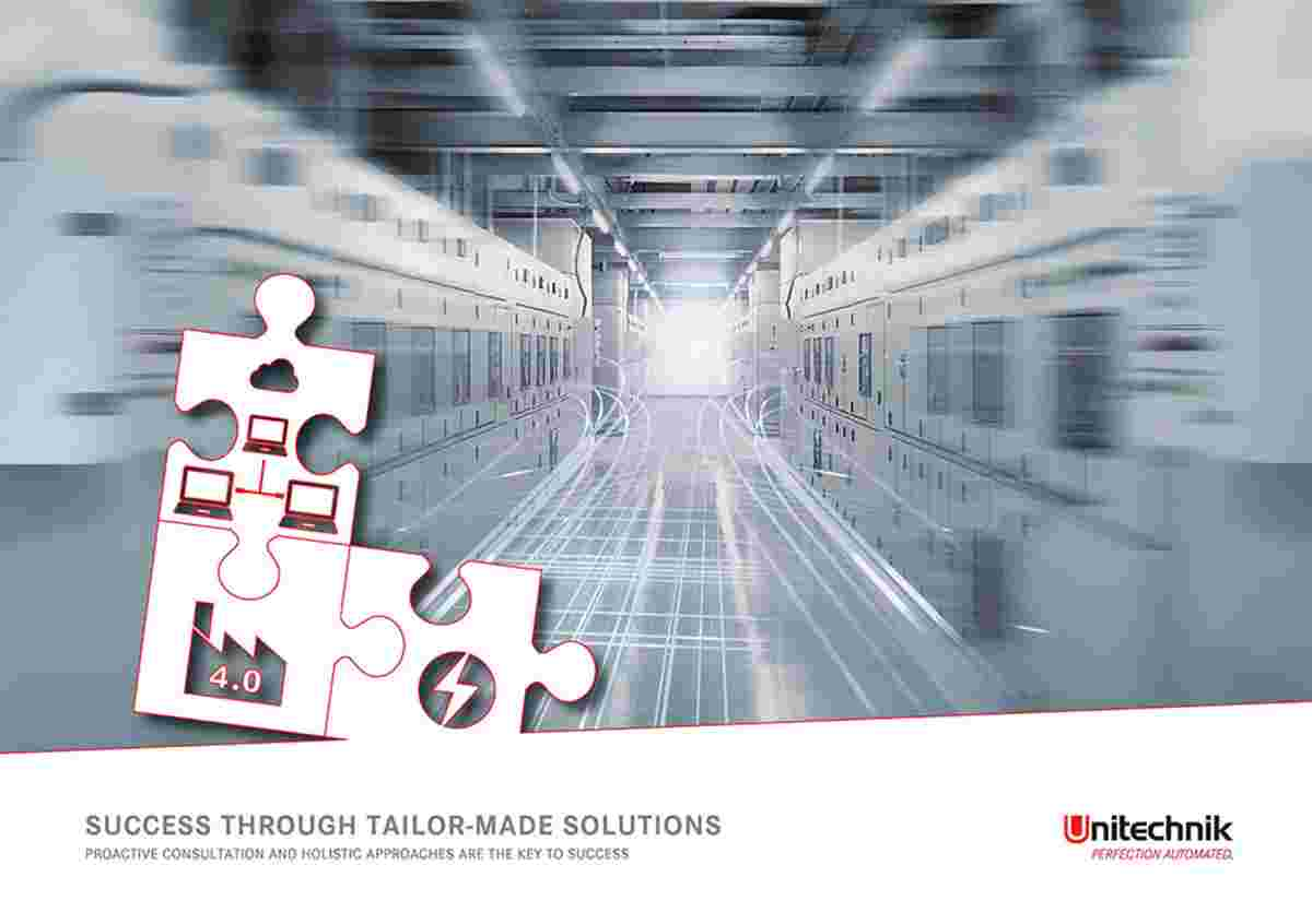 Success through tailor-made solutions